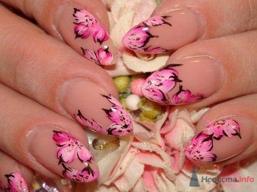 Фото 6420 в коллекции  дизайн ногтей