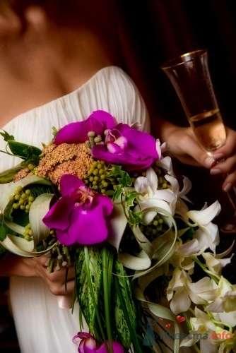 Букет невесты - фото 13343 Art union profi - агентство свадебных торжеств