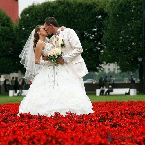 Фото 6407 в коллекции Наша свадьбочка