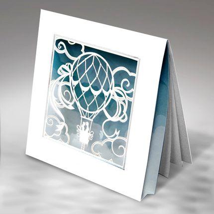 Свадебное приглашение, арт. 1359tb, цена за 1 шт
