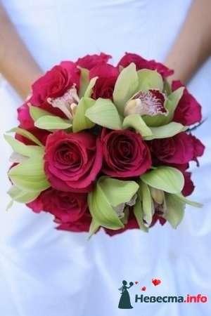 Фото 111872 в коллекции Свадебная флористика - Александра Ваш Свадебный Распорядитель