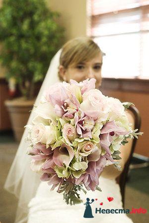 Фото 111966 в коллекции Свадебная флористика - Александра Ваш Свадебный Распорядитель