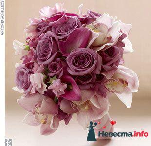 Фото 111968 в коллекции Свадебная флористика - Александра Ваш Свадебный Распорядитель