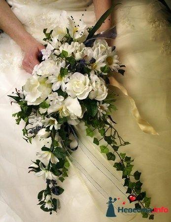 Фото 112903 в коллекции Свадебная флористика - Александра Ваш Свадебный Распорядитель