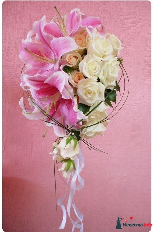 Фото 110677 в коллекции Любимые лилии - свадебные букетики - kosca