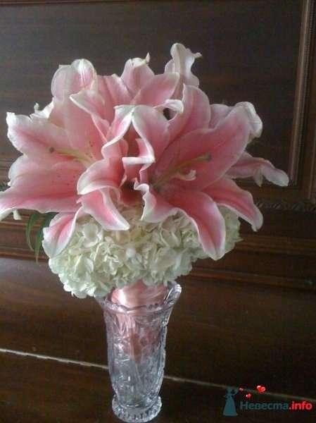Фото 110700 в коллекции Любимые лилии - свадебные букетики - kosca
