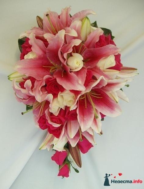 Фото 110770 в коллекции Любимые лилии - свадебные букетики - kosca