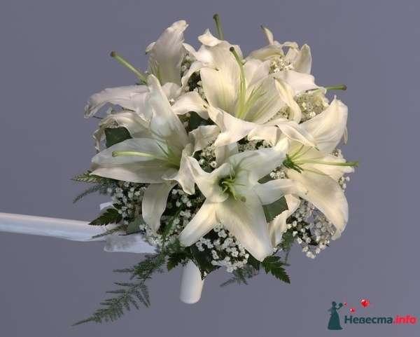 Фото 111485 в коллекции Любимые лилии - свадебные букетики - kosca