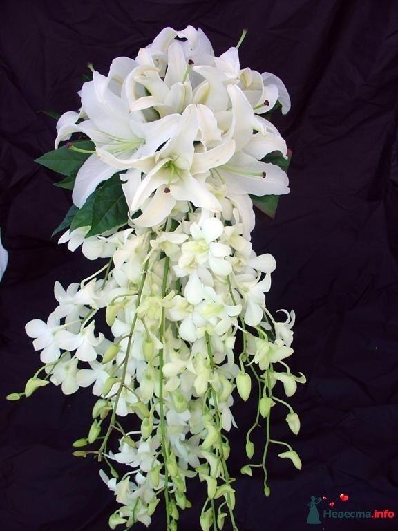 Фото 111492 в коллекции Любимые лилии - свадебные букетики - kosca