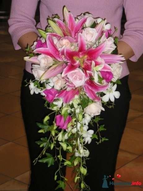 Фото 111494 в коллекции Любимые лилии - свадебные букетики - kosca