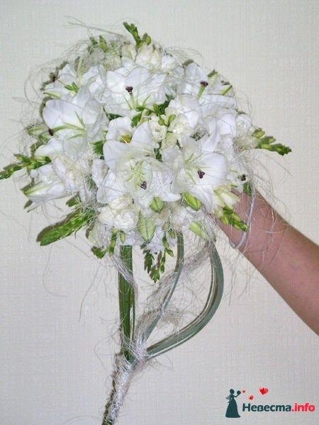 Фото 111497 в коллекции Любимые лилии - свадебные букетики