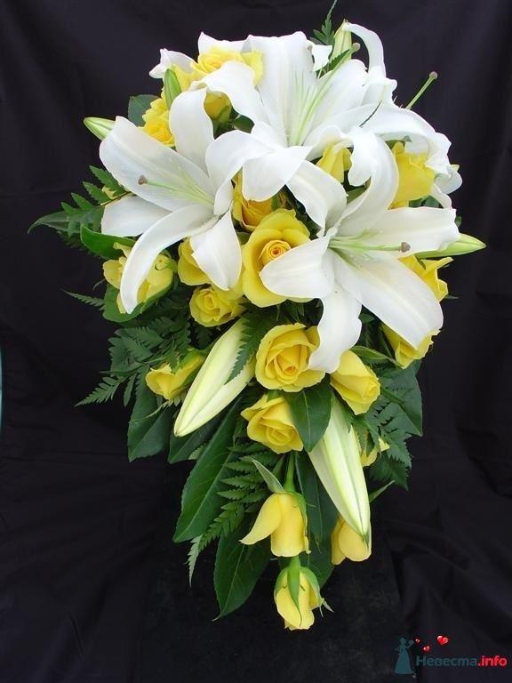 Фото 117280 в коллекции Любимые лилии - свадебные букетики - kosca
