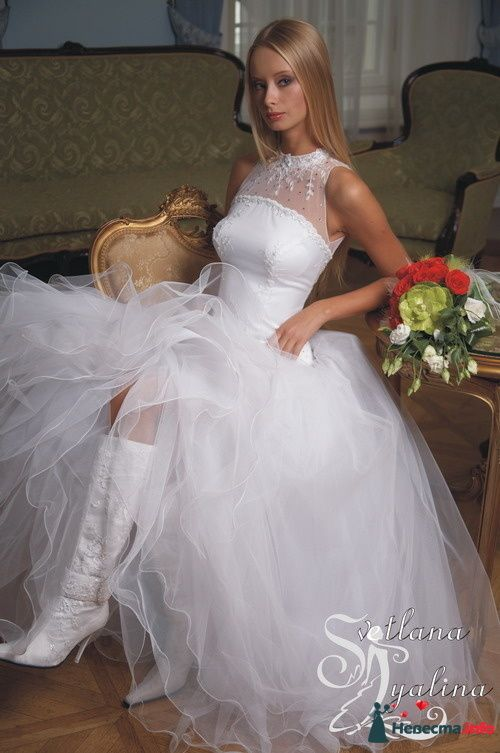 Фото 111427 в коллекции Мои фотографии - Невеста01