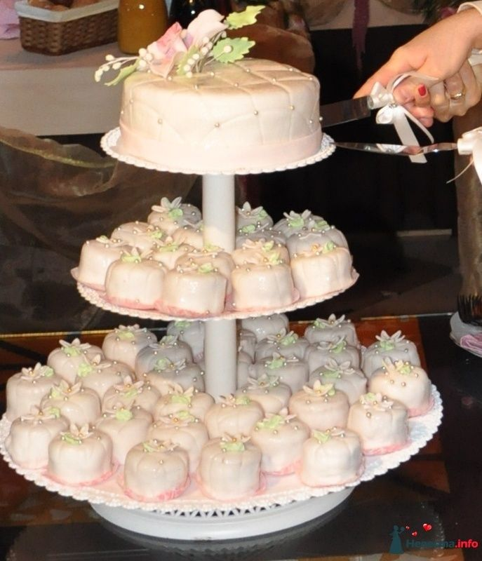 Такой торт сделала Клубничка - фото 131059 Inessa18