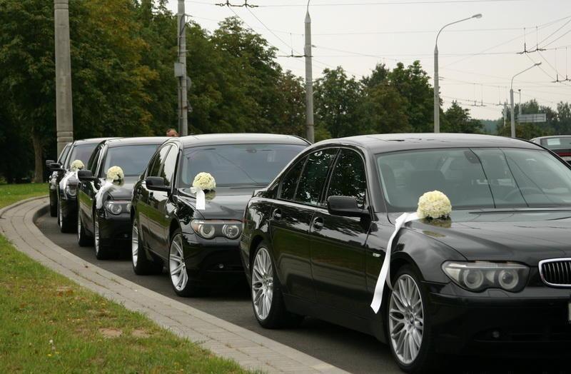 Кортеж на свадьбу - фото 1764241  Pokataemby - машины на свадьбу