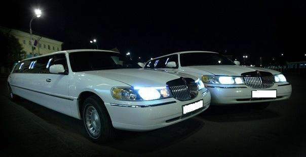 лимузины на свадьбу - фото 1770955  Pokataemby - машины на свадьбу