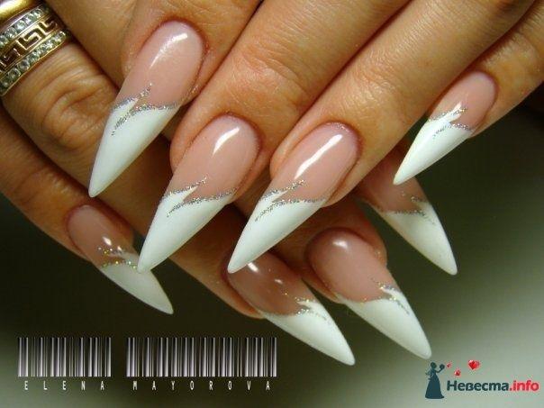 решила сделать такие ногти - фото 117405 irishka23