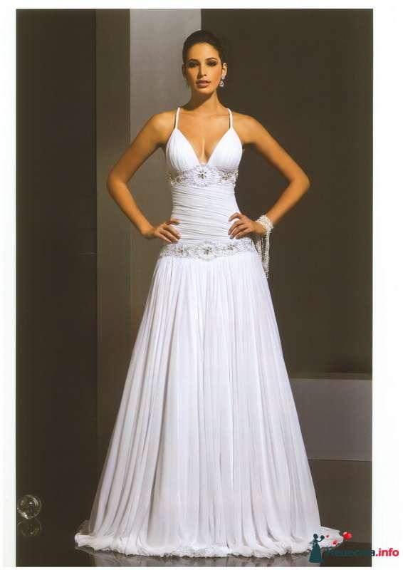 Фото 93527 в коллекции Дизайнерские свадебне платья - bonnita