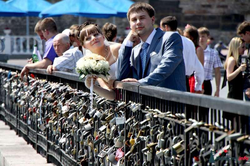"""Свадебные замки - фото 126807 Студия """"Обручальное кольцо"""""""