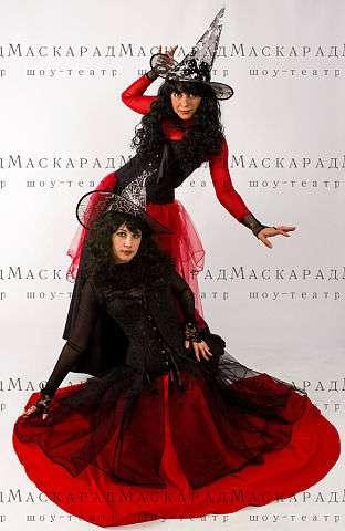 """Ведьмы-Магия счастливого брака - фото 771793 Шоу-театр """"Маскарад"""" - ведущие"""