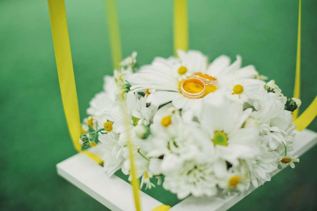 Ромашковая свадьба сколько лет поздравления
