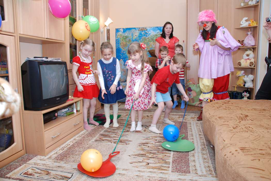 Конкурс для детских дней рождений