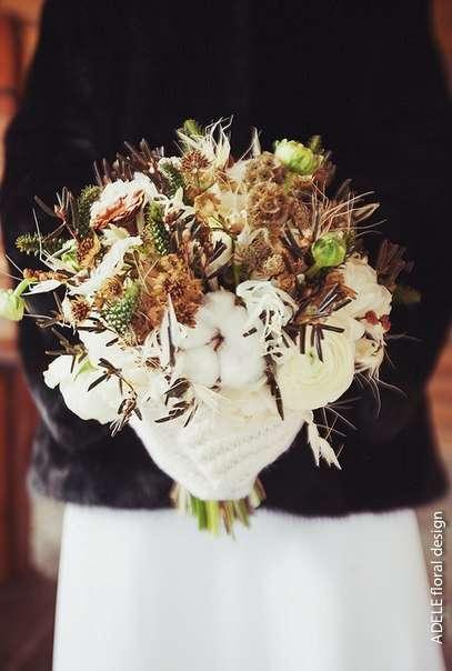 Фото 780945 в коллекции Букеты невест (мои работы) - Adele floral design - оформление свадеб