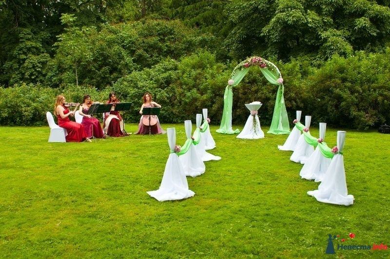 """выезная регистрация брака - фото 94614 """"Свадебное агентство №1"""""""