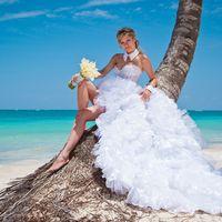 Свадебная фотосессия в Доминикане