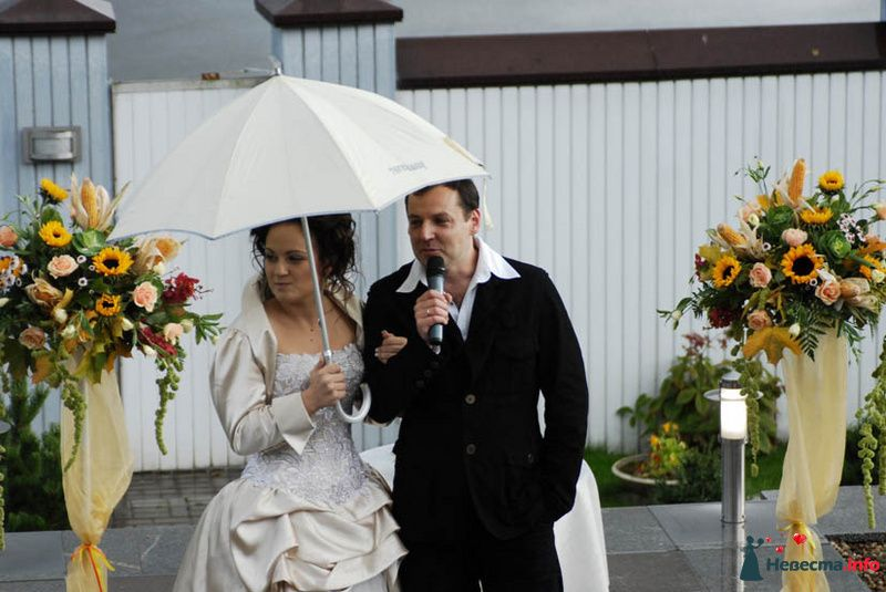 Фото 105055 в коллекции Декор свадебной церемонии. - Флорист-декоратор Янина Венгерова