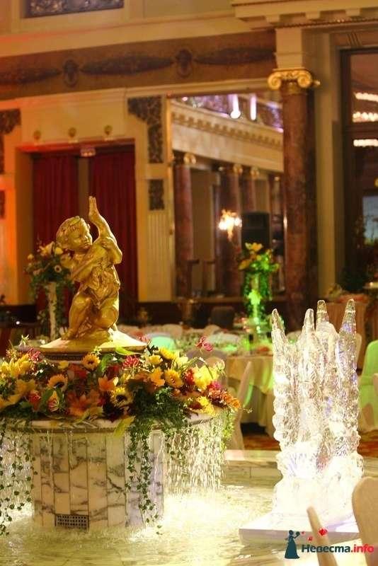 Фото 97268 в коллекции Звёздная свадьба. Ресторан Метрополь - Флорист-декоратор Янина Венгерова