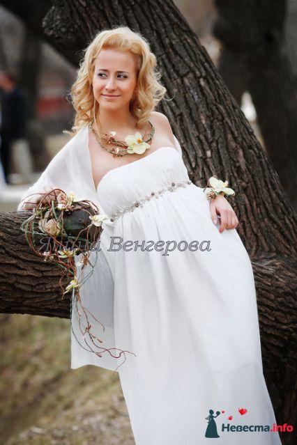 Фото 106297 в коллекции БУКЕТ НЕВЕСТЫ - Флорист-декоратор Янина Венгерова