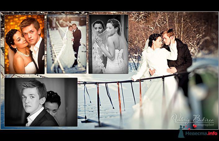 Фото 96001 в коллекции Свадебные фото - автор Валерий Букирев - Свадебный фотограф Валерий Букирев