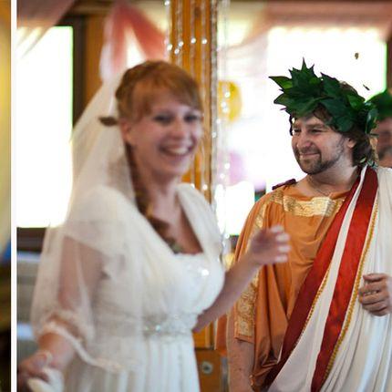 Организация тематических свадеб