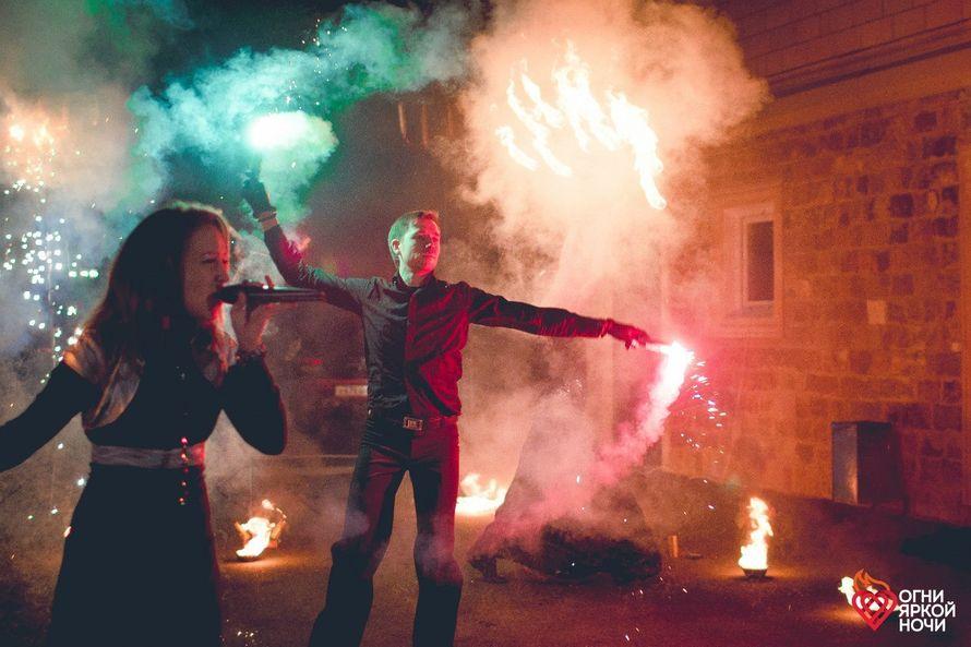 """Фото 14592930 в коллекции Портфолио - Пиротехническое шоу """"Огни яркой ночи"""""""