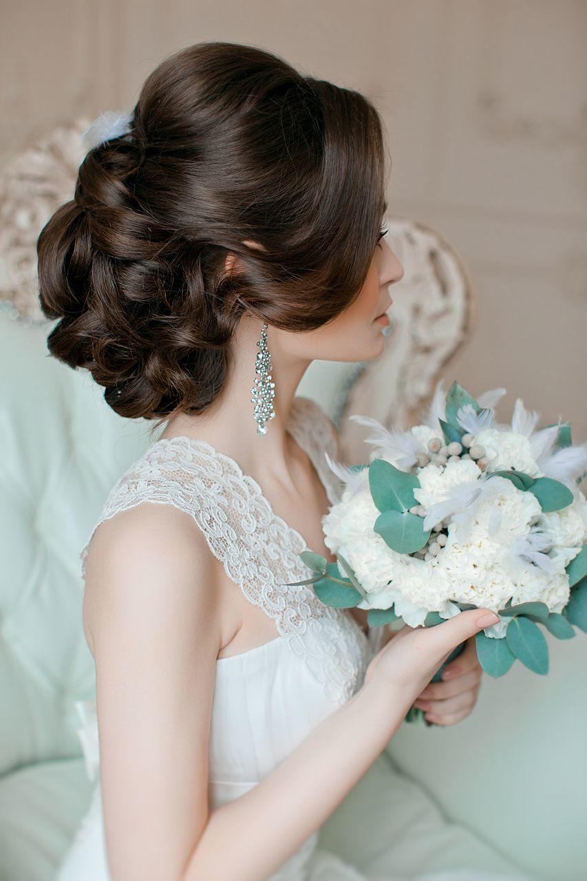 Прически для свадьбы свадебные прически