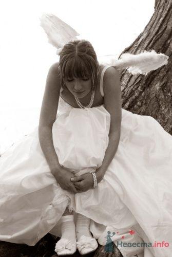 Фото 8519 в коллекции Свадебные фотографии - Невеста01