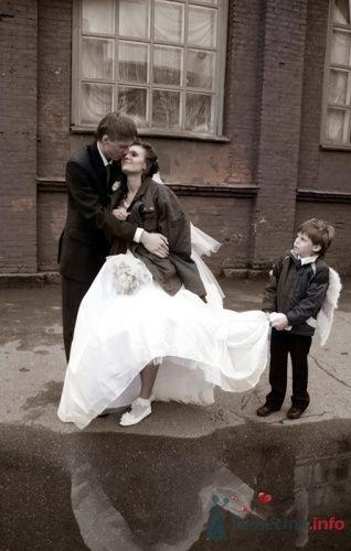 Фото 8523 в коллекции Свадебные фотографии - Невеста01