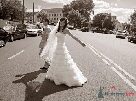 Фото 8538 в коллекции Свадебные фотографии