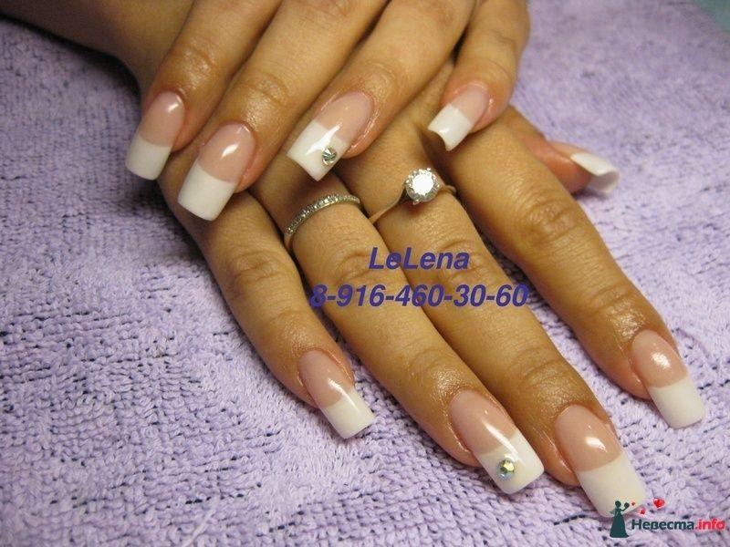 Фото 96452 в коллекции Мои фотографии - LeLena - свадебное наращивание ногтей