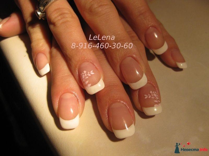 Фото 96456 в коллекции Мои фотографии - LeLena - свадебное наращивание ногтей