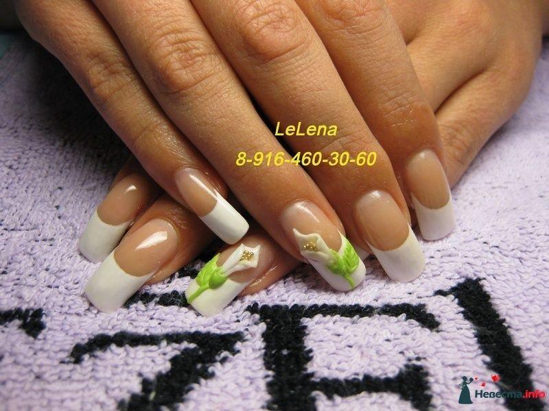 Фото 96458 в коллекции Мои фотографии - LeLena - свадебное наращивание ногтей