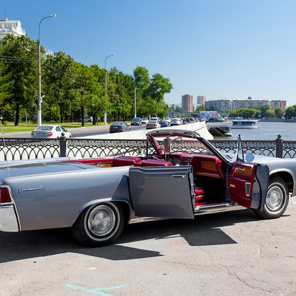 Аренда Lincoln Continental 1967