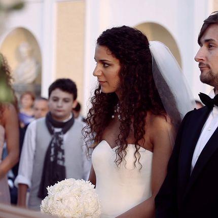Видеосъёмка свадьбы весь день