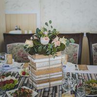 Книжная свадьба Арины и Никиты. Фотограф Инна Семенова