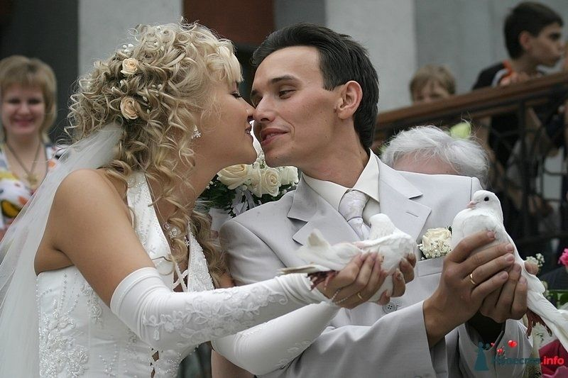 Фото 98395 в коллекции Свадьба2009 - Павел Кожин