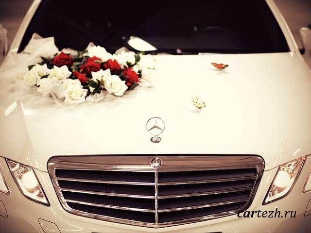 """Фото 867403 в коллекции Свадебные Украшения - Транспортная Компания """"Carтеж"""" - прокат авто"""