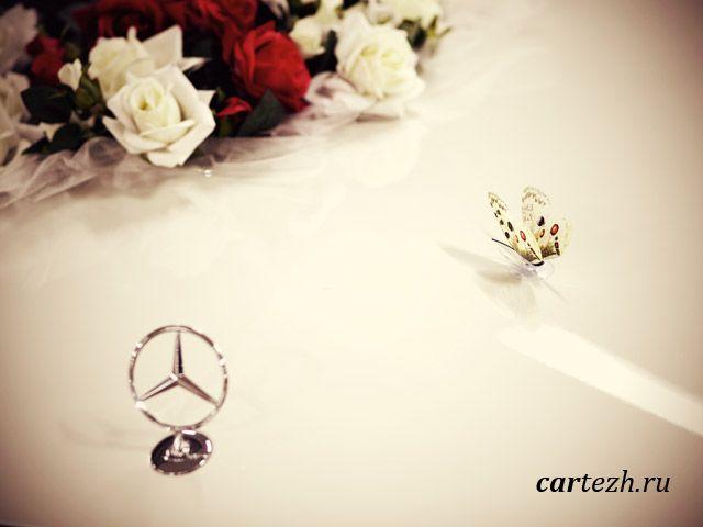 """Фото 867405 в коллекции Свадебные Украшения - Транспортная Компания """"Carтеж"""" - прокат авто"""