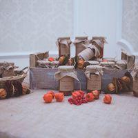 Подарки гостям-домашнее варенье