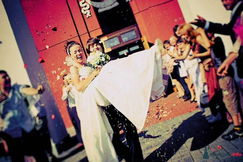 Фото 98737 в коллекции Свадебные фотографии - Ян
